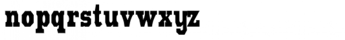 66 Rodeo Font LOWERCASE