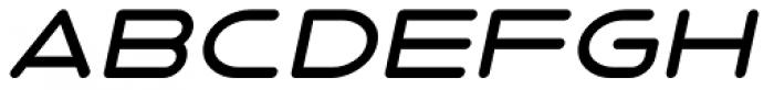 7 Days 2003 Italic Font UPPERCASE