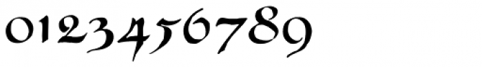 750 Latin Uncial Normal Font OTHER CHARS