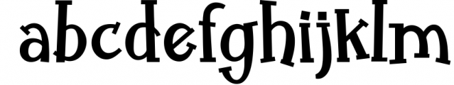 76 Fonts in 1 Font Collection 12 Font LOWERCASE