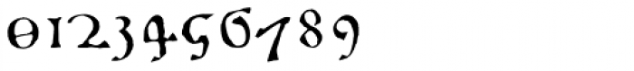 799 Insular Title Font OTHER CHARS