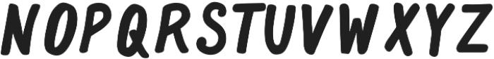 7th Inning Stretch Fill otf (100) Font UPPERCASE