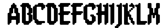 8-bit Limit R [BRK] Font UPPERCASE