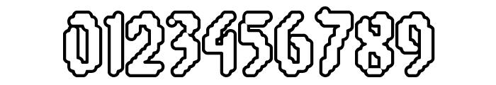 8-bit Limit RO [BRK] Font OTHER CHARS
