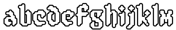8-bit Limit RO [BRK] Font LOWERCASE