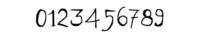 86Q10 Regular Font OTHER CHARS