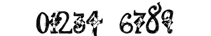 8C-DobaganizedRanosan Font OTHER CHARS