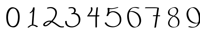 99%HandWritting Font OTHER CHARS