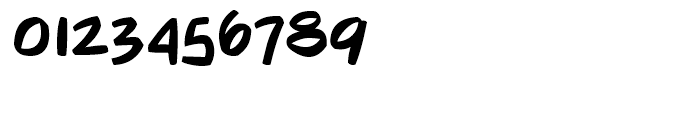 99 Cents Regular Font OTHER CHARS
