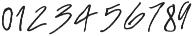 A Paris otf (400) Font OTHER CHARS