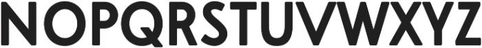 A Pompadour Bold Small Caps ttf (700) Font UPPERCASE