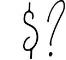 A Bientot   Font Duo with Bonus Logo 1 Font OTHER CHARS