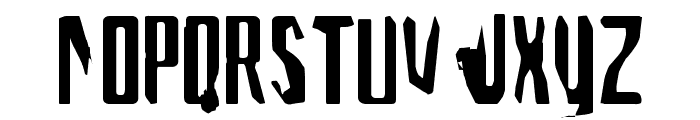 A Font For The Computer People Font UPPERCASE