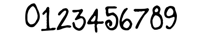 A Little Pot Font OTHER CHARS