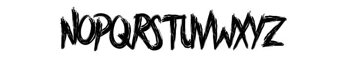 A Voice Liberty Font UPPERCASE