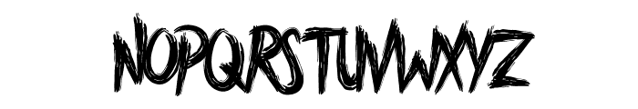 A Voice Liberty Font LOWERCASE