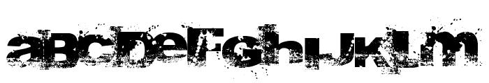 A bite__ Font UPPERCASE