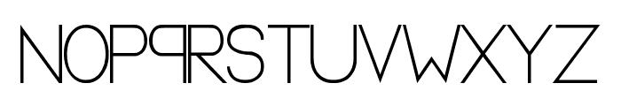 A new Heard - LJ-Design Studios Normal Font LOWERCASE