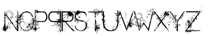A new Heard Premium - LJ-Design Studios Decorativa Font UPPERCASE
