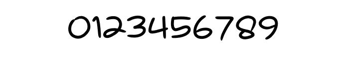 A.Casual.Handwritten.Pen Font OTHER CHARS
