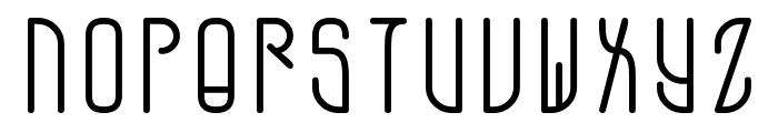 A.D. MONO Font UPPERCASE