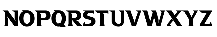 a Absolute Empire Font UPPERCASE