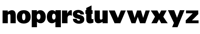 a bug's life - debugged Font LOWERCASE