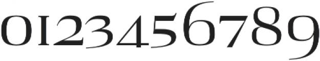 Aaron Medium otf (500) Font OTHER CHARS