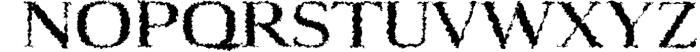 Aaron Serif 6 Font Family 4 Font UPPERCASE