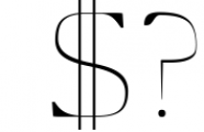 Aaron Serif 6 Font Family 5 Font OTHER CHARS