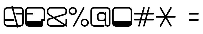 AAR-Regular Font OTHER CHARS