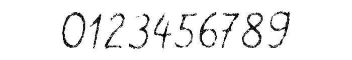 aa Tafelschrift DEMO Font OTHER CHARS