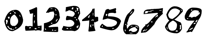 AAI Alexcove Regular Font OTHER CHARS