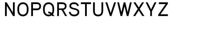 Aaux Pro Medium OSF Font UPPERCASE