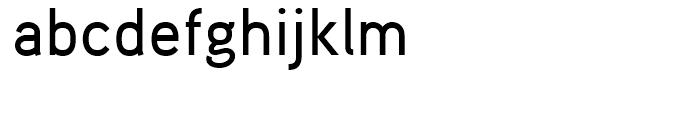 Aaux Pro Medium OSF Font LOWERCASE