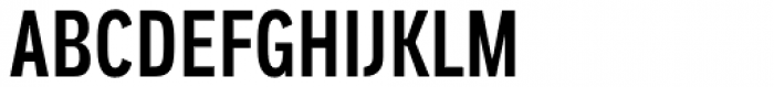 Aago Compressed Medium Font UPPERCASE
