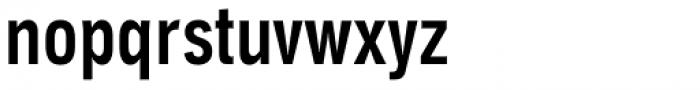 Aago Compressed Medium Font LOWERCASE