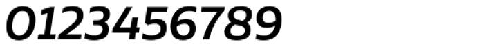 Aalto Sans Essential Medium Italic Font OTHER CHARS