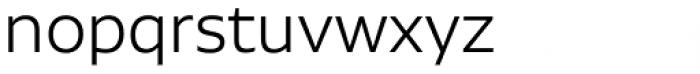 Aalto Sans Light DEMO Font LOWERCASE
