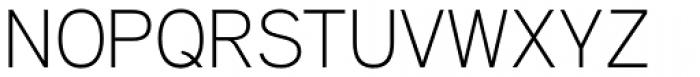 Aaux Next Light Font UPPERCASE