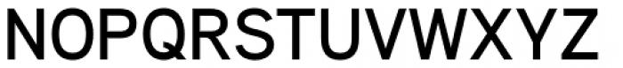 Aaux Next SemiBold Font UPPERCASE