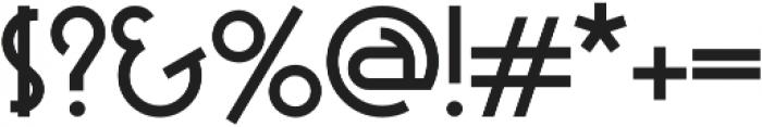 Abalaris Regular otf (400) Font OTHER CHARS
