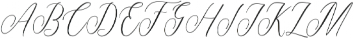 Abbie Bold Bold ttf (700) Font UPPERCASE