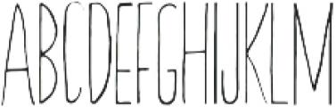 Abeetha otf (400) Font UPPERCASE