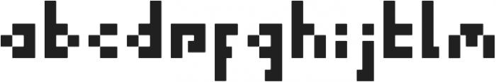 Abeja Tribe Bold otf (700) Font LOWERCASE