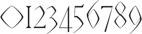 Abell Light otf (300) Font OTHER CHARS
