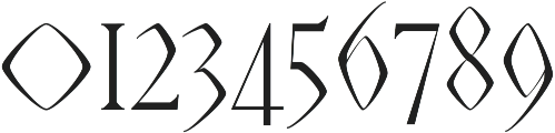 Abell Medium otf (500) Font OTHER CHARS