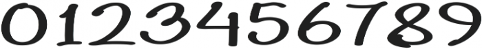 Aberdeen Extra-expanded Bold otf (700) Font OTHER CHARS
