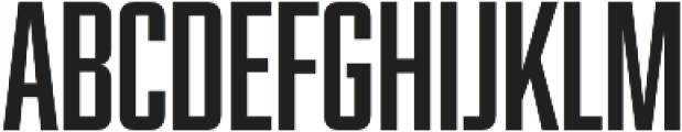 Abolition Round otf (400) Font LOWERCASE
