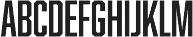 Abolition otf (400) Font LOWERCASE